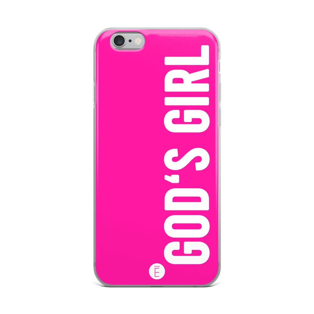 IPhone Case – God's Girl